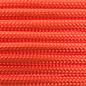 123Paracord Paracord 550 typ III Orange Neon