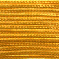123Paracord Microcord 1.4MM Goldenrod