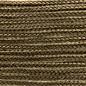 123Paracord Microcord 1.4MM Gold Braun