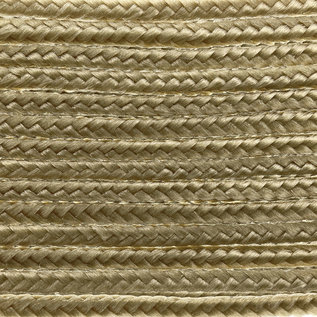 123Paracord Microcord 1.4MM Gold