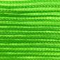 123Paracord Microcord 1.4MM Ultra Neon Grun