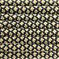 123Paracord Paracord 550 typ III Gold Diamond