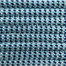 123Paracord Paracord 550 typ III Moonlight path Color FX