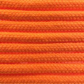 123Paracord Paracord 550 typ III Fluor Orange (PES)