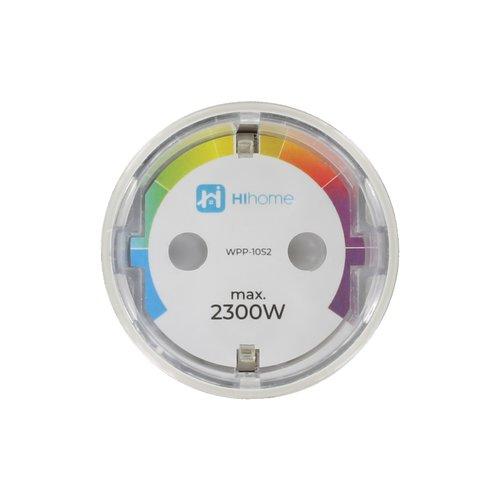 Hihome Hihome Smart WiFi Plug 10A (2300W) WPP-10S2