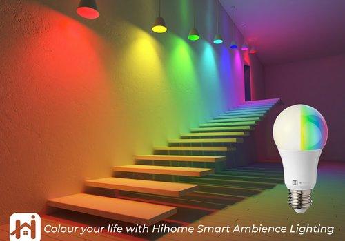 Smart WiFi LED bulbs