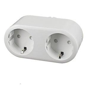 Hihome Wi-Fi TwinPlug 16A
