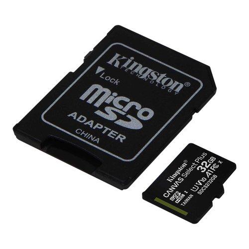 Kingston Kingston Technology microSD Speicherkarte Class 10 32 GB