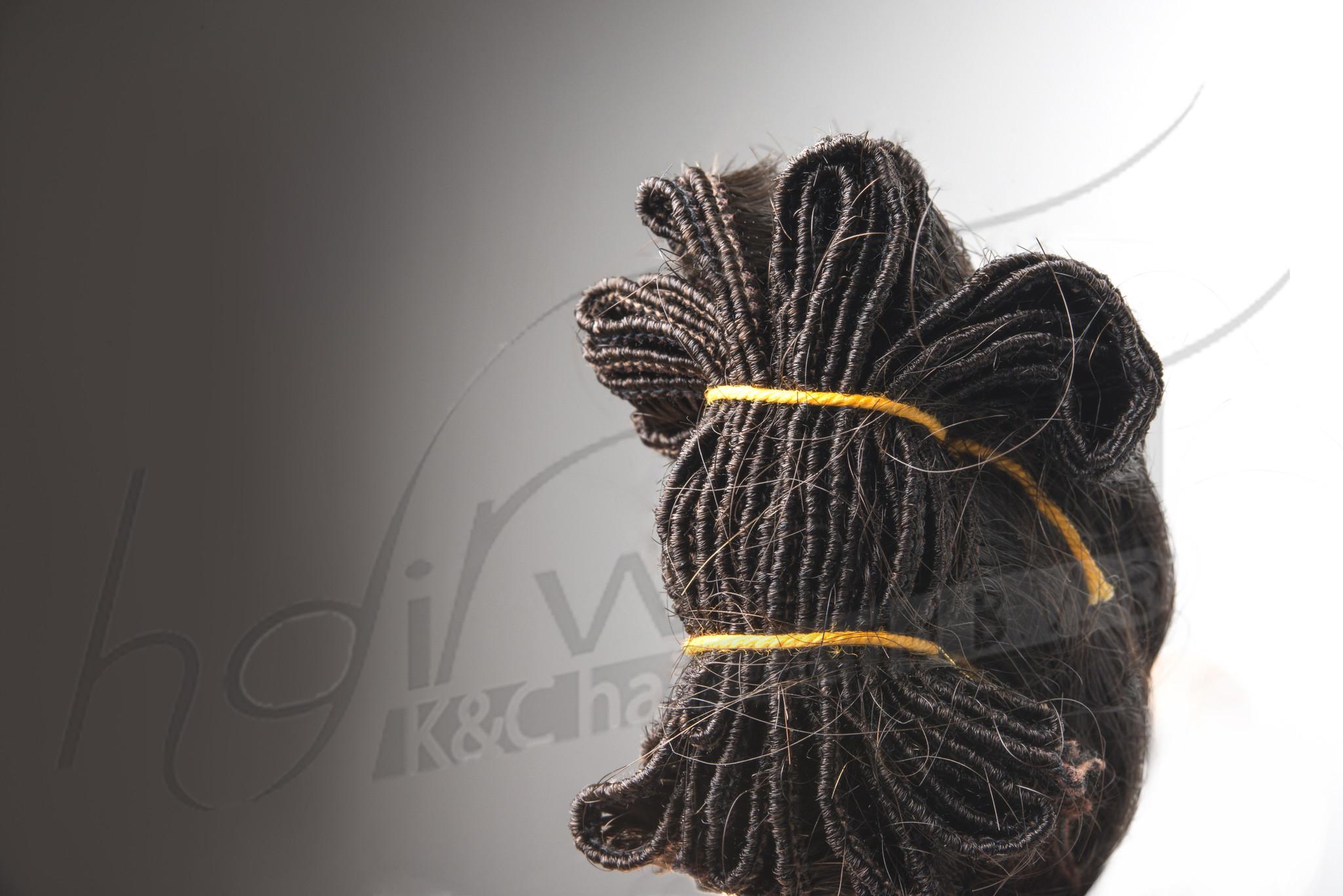 SilverFox Brazilian Weave