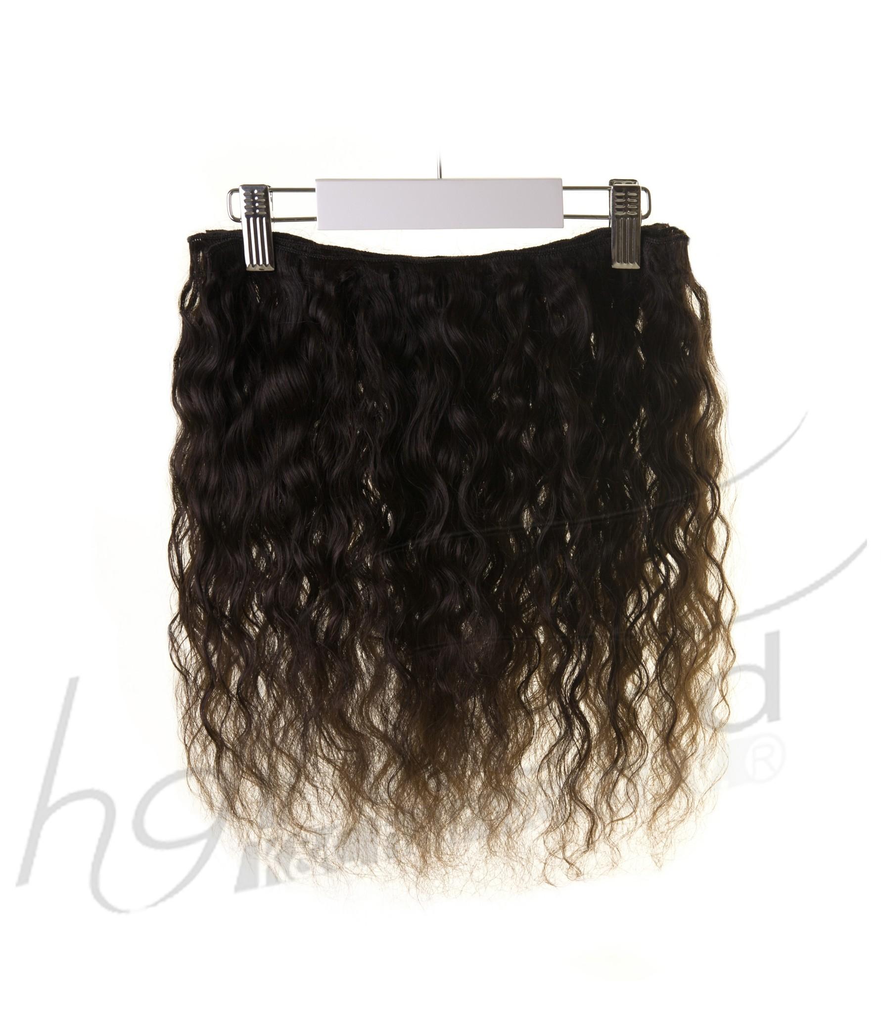 SilverFox Brazilian - Curly
