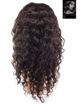 ArcticFox Virgin Front Lace Wig - Deep Wave