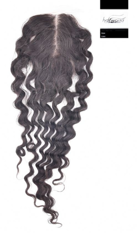ArcticFox Virgin Closure - Deep Wave