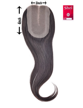 Shri SilverFox Indian Shri Closure - Straight