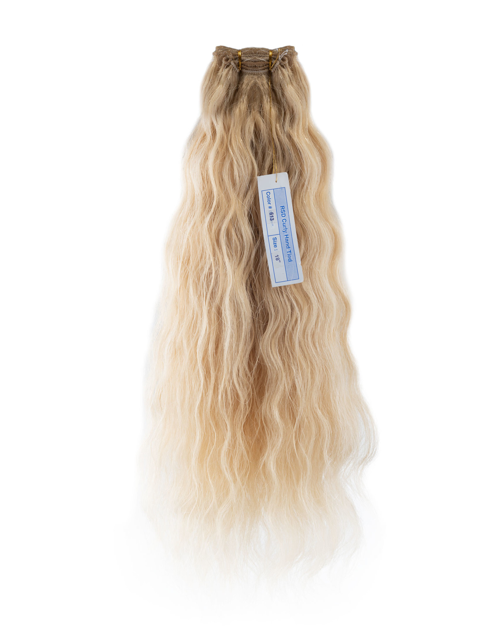 SilverFox Brazilian Curly - Blond #613