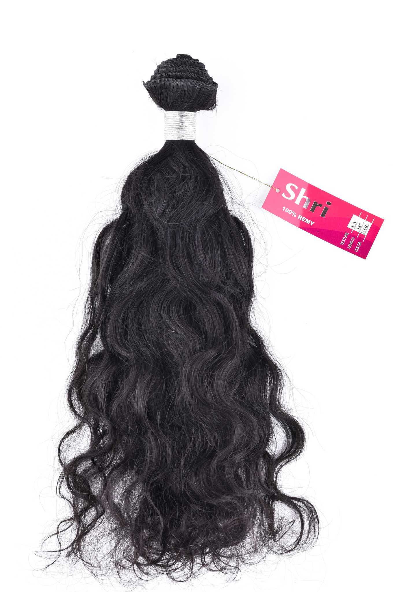 Shri SilverFox Indian Shri Weave - Loose Wave