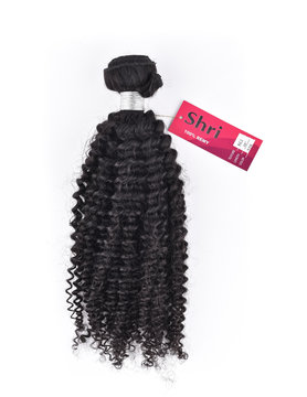 Shri SilverFox Indian Shri Weave - Kinky Curly