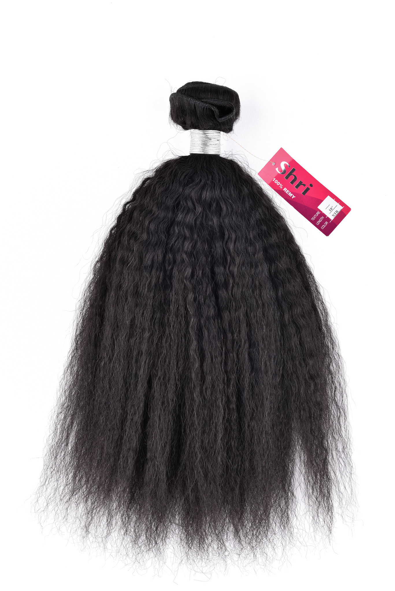 Shri SilverFox Indian Shri Weave - Kinky Straight