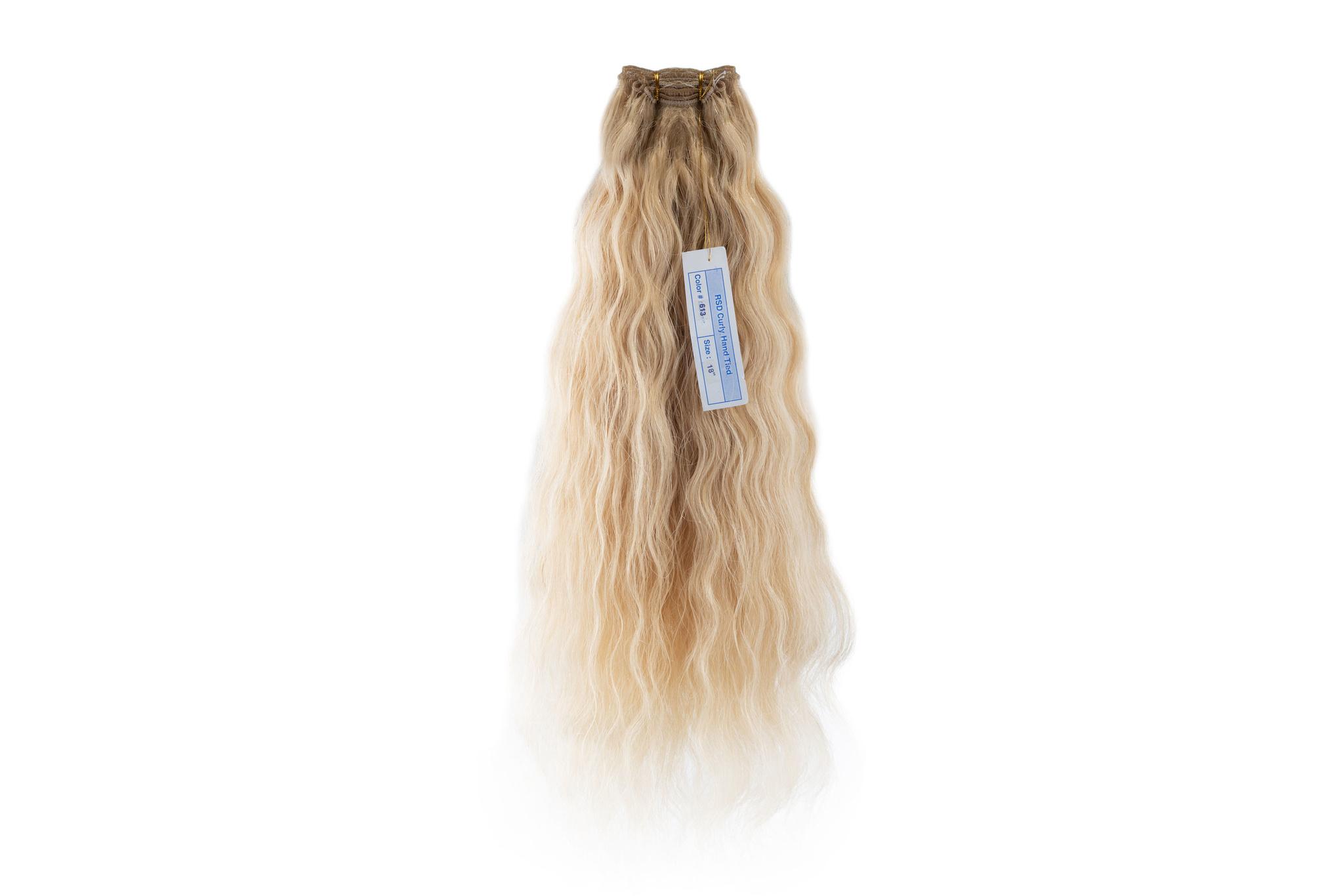 SilverFox Brazilian Weave Blond