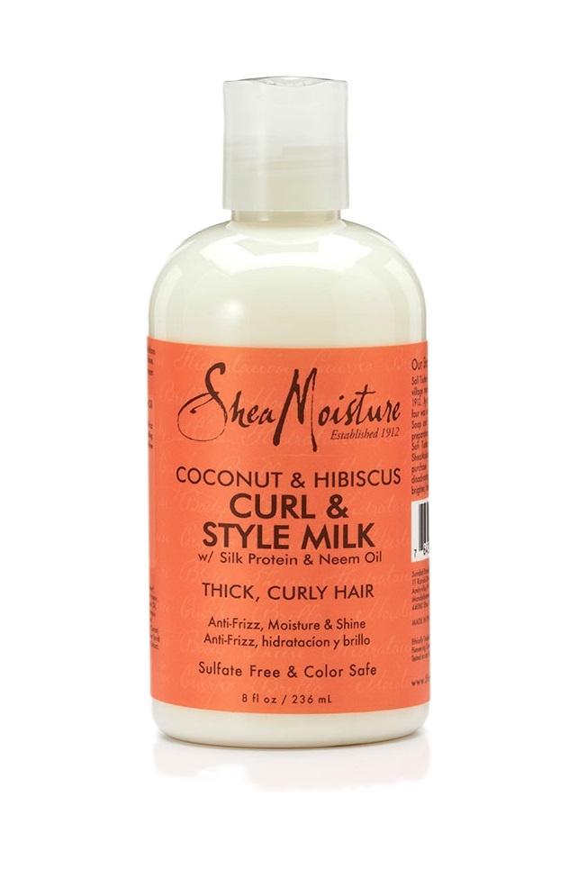 Shea Moisture Shea Moisture Coconut & Hibiscus CURL & SHINE