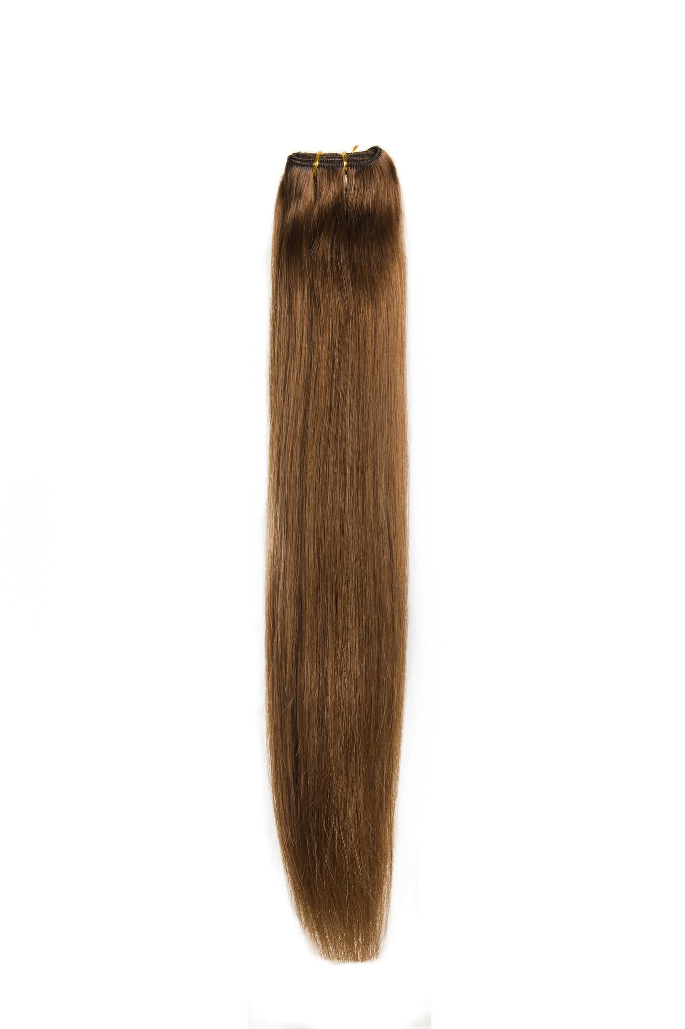 RedFox Weave - #F4 Dark Chestnut Brown