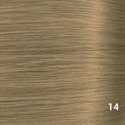 RedFox Clip-in Pony - #14 Warm Ash Blonde