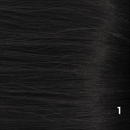 SilverFox Weave - #1 - Jet Black