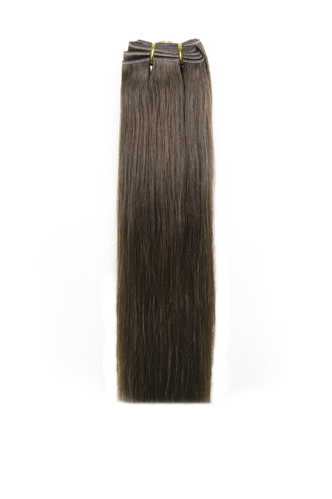 SilverFox Weave - #2- Deep Dark Brown
