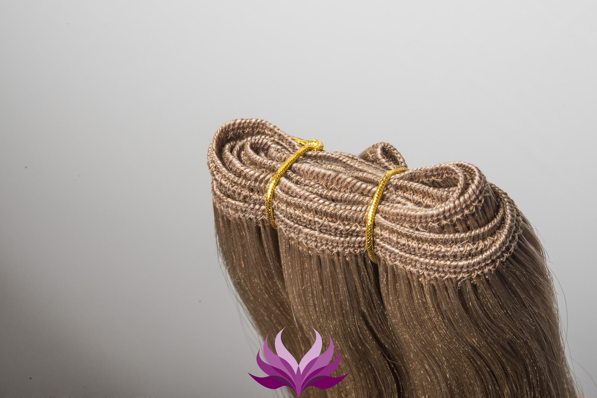SilverFox Weave - #8 - Cinnamon