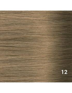 SilverFox Weave - #12 Ash Blonde