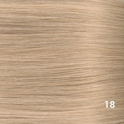 SilverFox Weave -50cm -   #18 Stawberry Blonde
