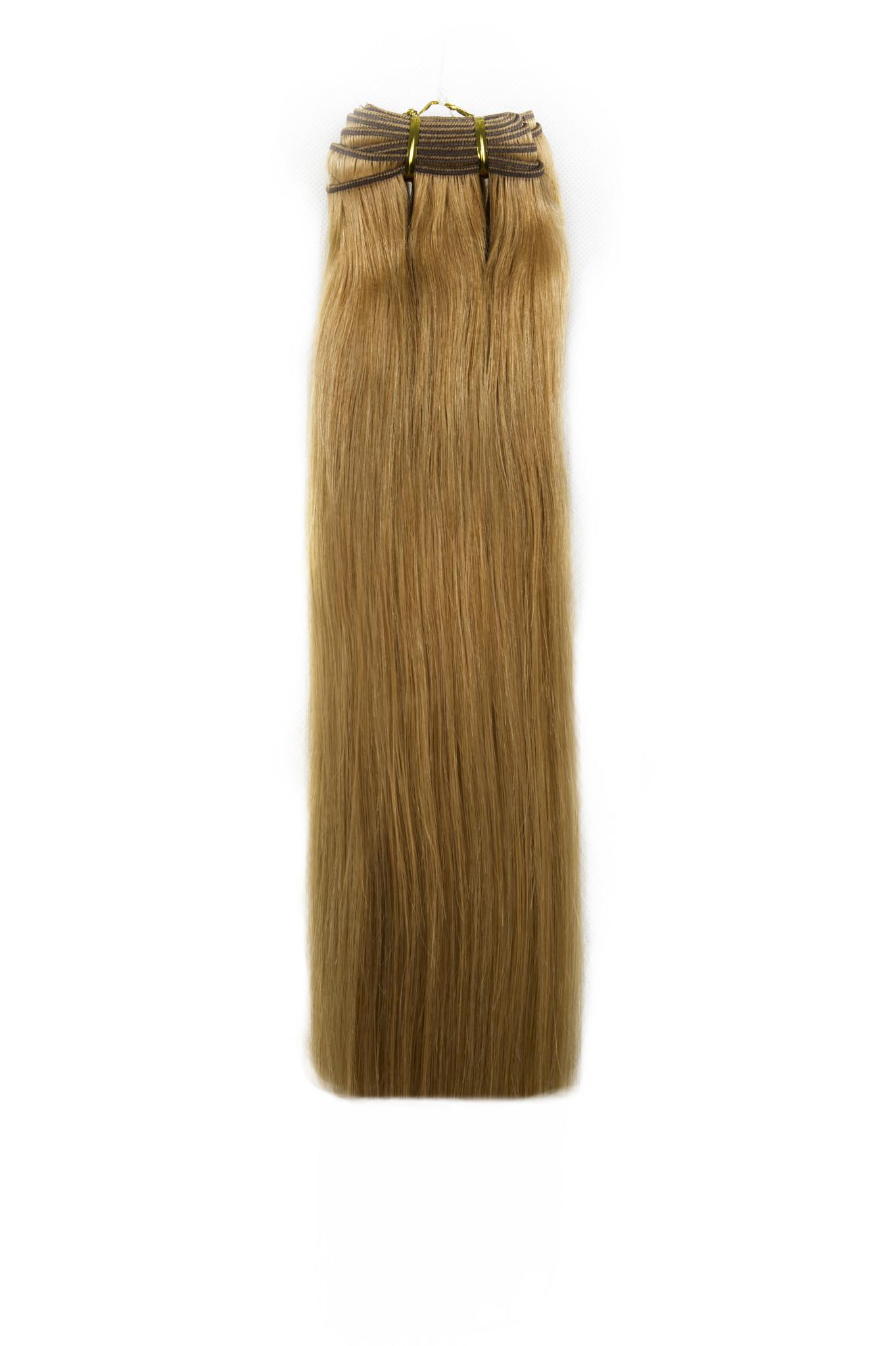 SilverFox Weave - #27 Dark Blonde