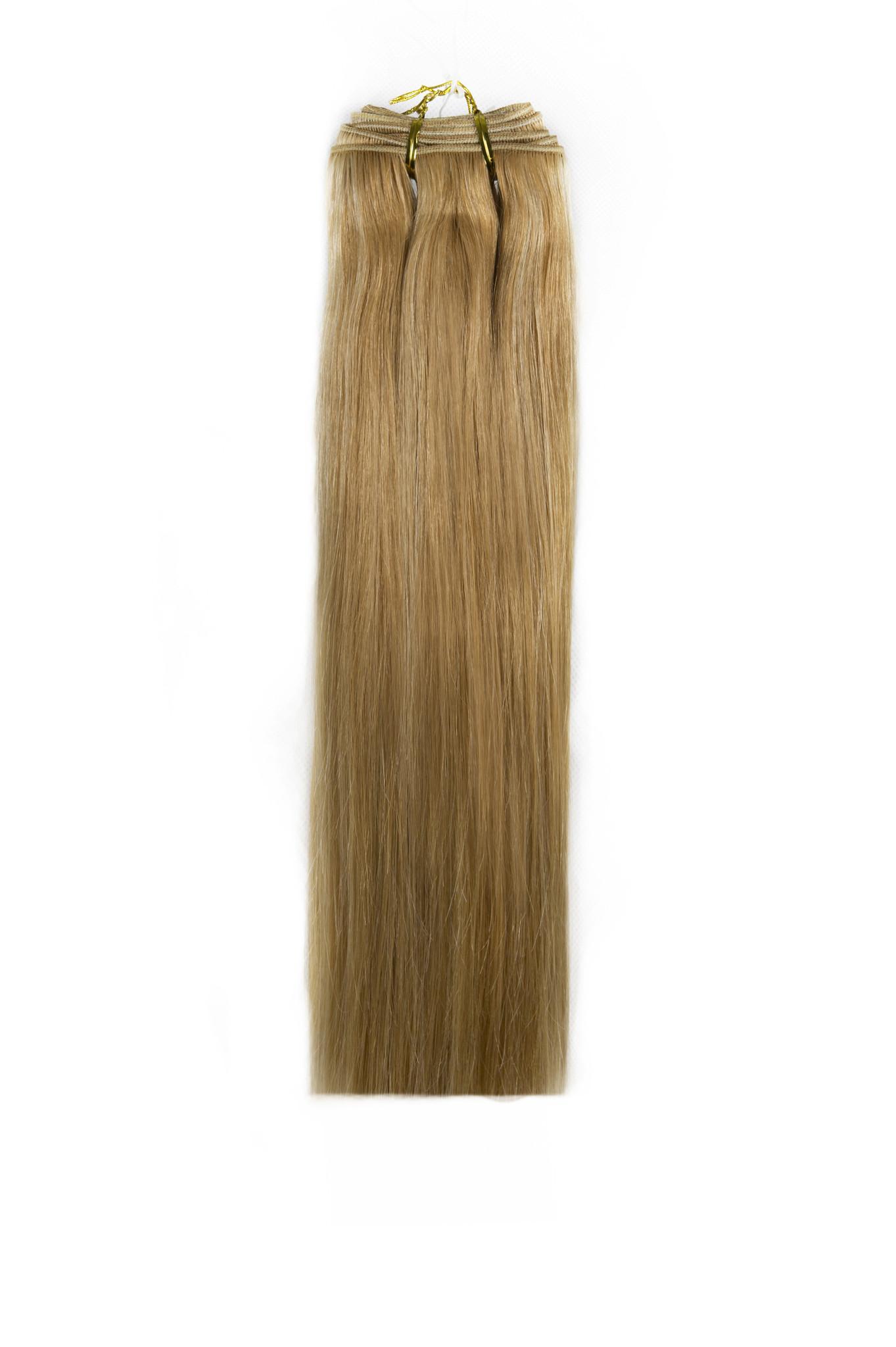 SilverFox Weave - #27/613 Dark Blonde/Light Blonde