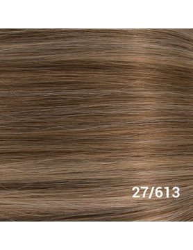 SilverFox Weave - #27/613 Dark Blonde/Light Blonde