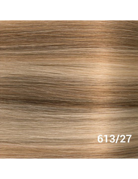 SilverFox Weave - #613/27 Light Blonde/ Dark Blonde