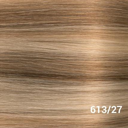 SilverFox Weave -#613/27 Light Blonde/ Dark Blonde