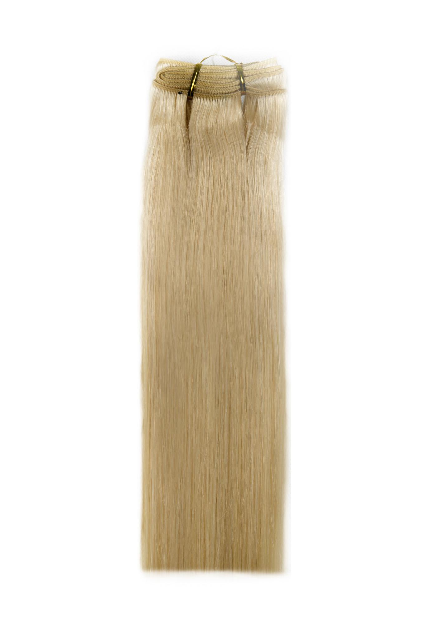 SilverFox Weave - #60 White Blonde