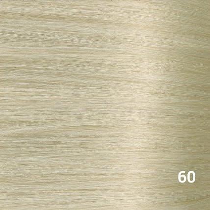 SilverFox Weave -#60 White Blonde