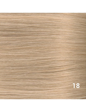 SilverFox Wax Extensions Deep Wave 55cm  #18 Stawberry Blonde
