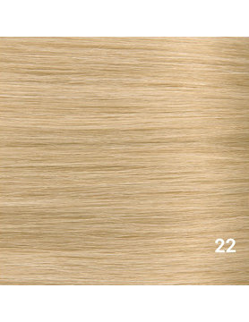 SilverFox Wax Extensions Deep Wave 55cm  #22 Hollywood Blonde