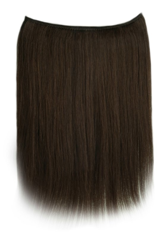 SilverFox Ez-Wire Extensions  #2 Deep Dark Brown