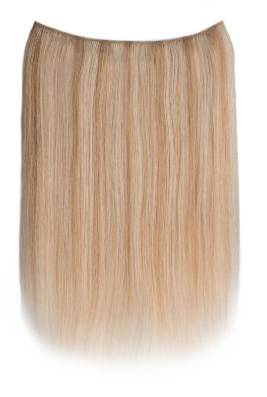 SilverFox Ez-Wire Extensions  #613/27 Light Blonde/ Dark Blonde