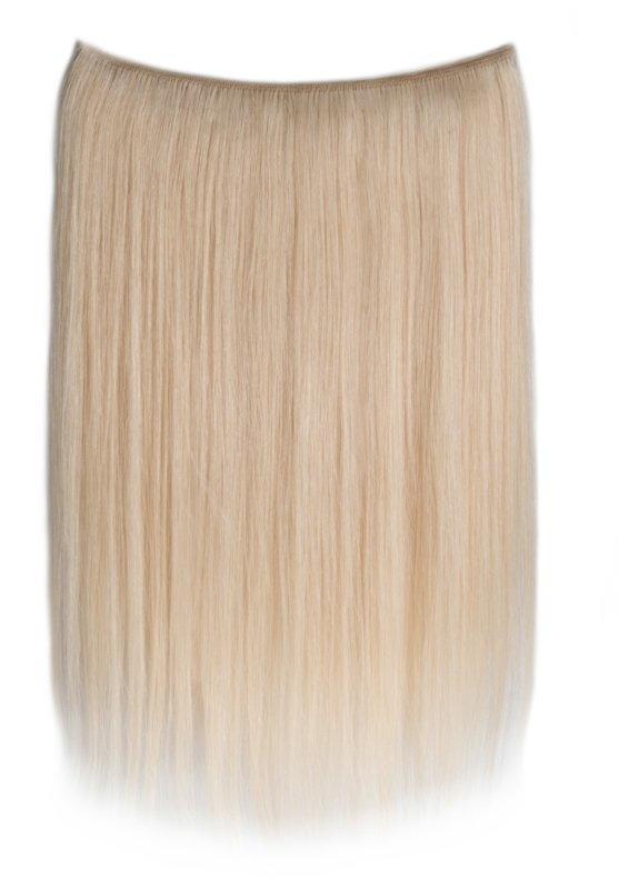 SilverFox Ez-Wire Extensions  #60 White Blonde