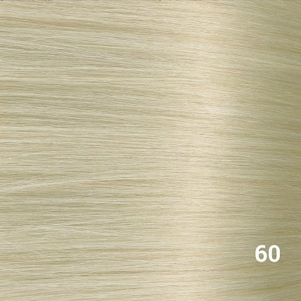 SilverFox Microring Extensions - Steil -  #60 White Blonde
