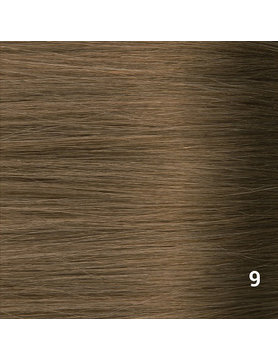 SilverFox Wax Extensions Steil  #F9 Olive Brown