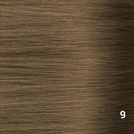 SilverFox Wax Extensions Steil  #F9 Olive Brown
