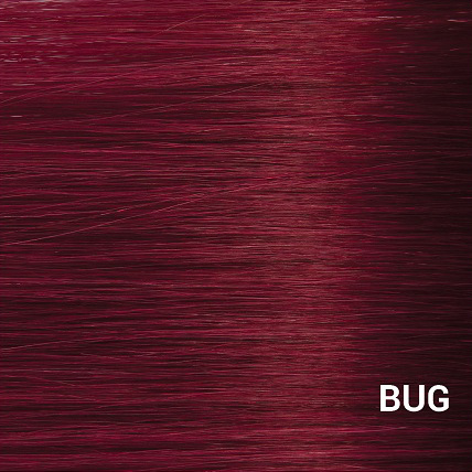 SilverFox Wax Extensions Steil  #BUG Burgundy