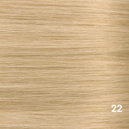 SilverFox Microring Loopring  Extensions - Steil - #22 Hollywood Blonde