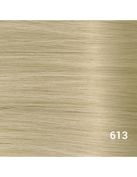 SilverFox Tape Extensions Straight - #613 Light Blonde