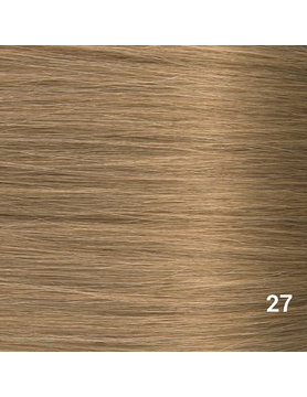 SilverFox Wax Extensions Steil  #27 Dark Blonde