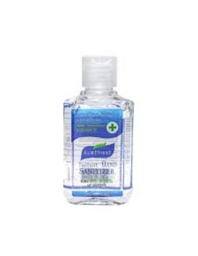 Desinfecterende Handgel 60ml, 70% alcohol Ecofinest
